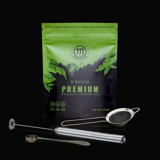 Modern matcha szett - Premium 30gr