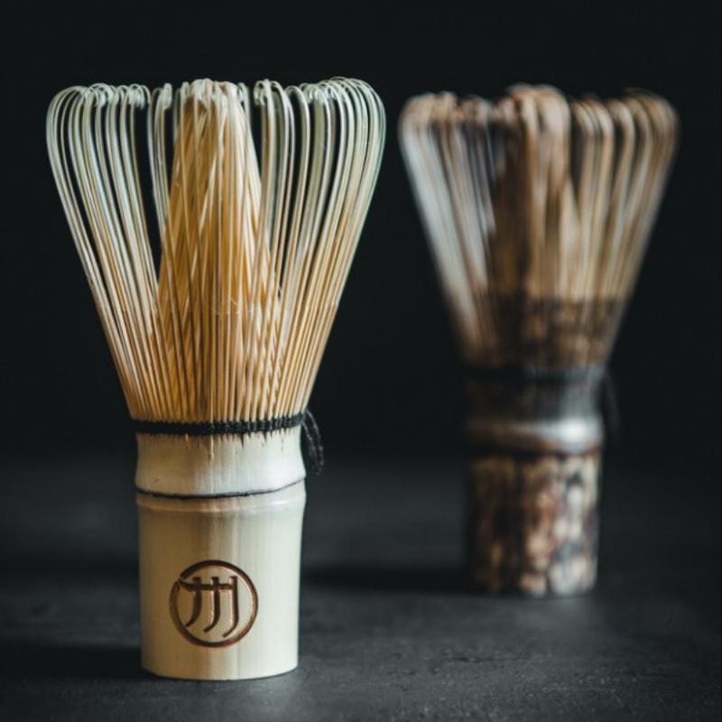 Matcha seprű a tökéletesen elkészített matcha teáért