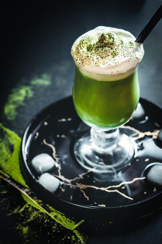m matcha frappucino recept vaníliafagyival
