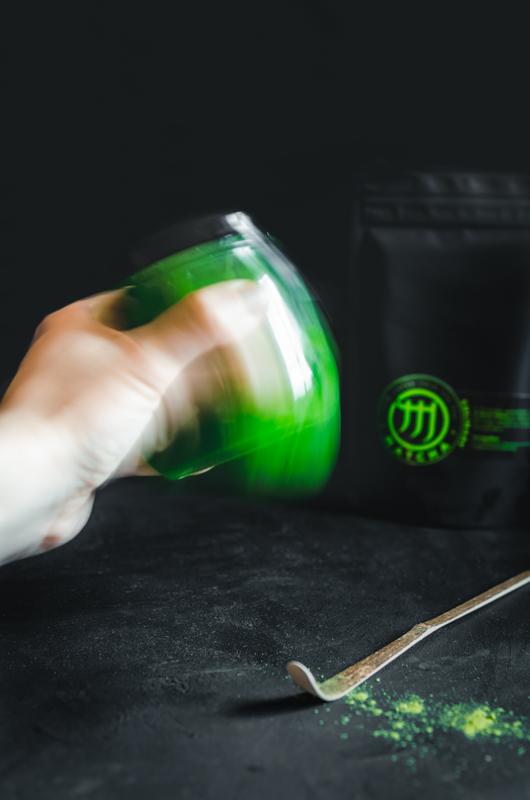 M matcha shot shake