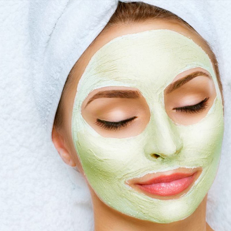 Matcha teás arcpakolás - a legjobb, ami a bőröddel történhet