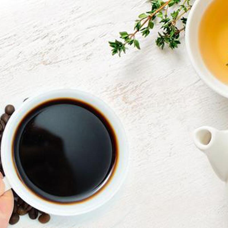 Kávé helyettesítő matcha tea - mennyi a zöld tea koffeintartalma?