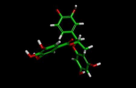 egcg molekula a matcha zöld tea hatóanyaga antioxidáns